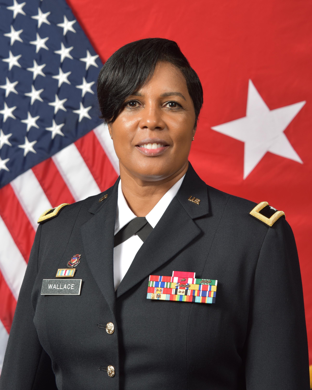 Brigadier General Patricia R. Wallace