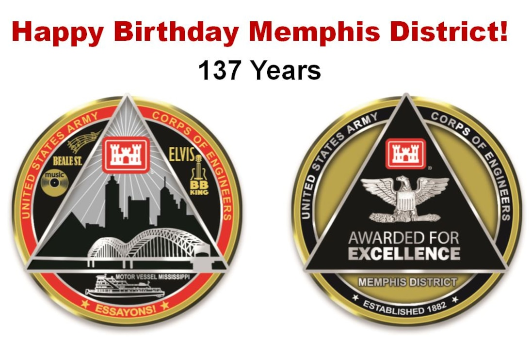 Happy Birthday Memphis District