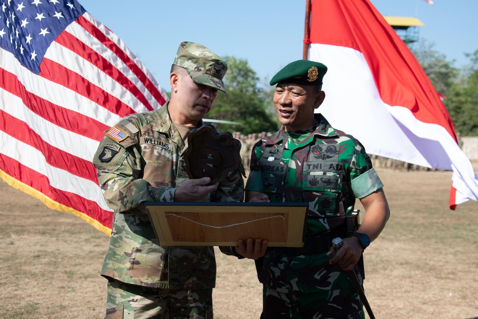 70-Year Partnership Achieves New Heights at Exercise Garuda Shield 19