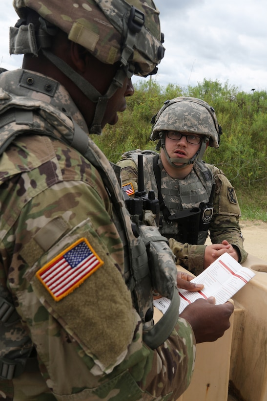Combat Support Tactical Exercise