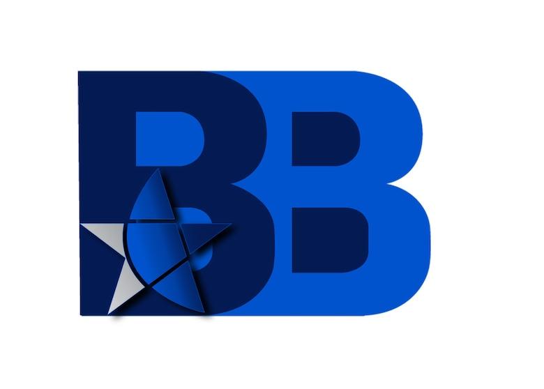 Building the Blue logo