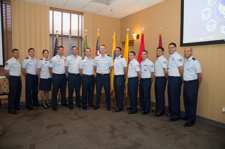 LEAP scholars who participated in the SOUTHAM Air Chief's
