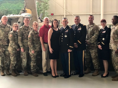 GAARNG warrant officer recognized for IPPS-A migration