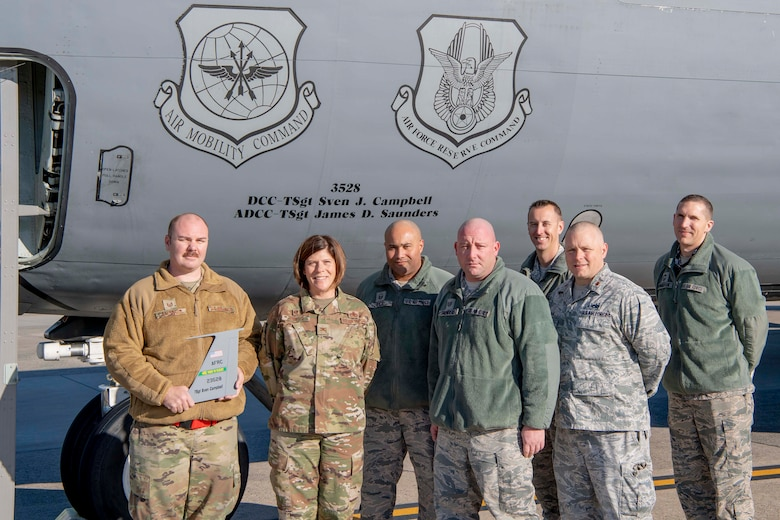 Members of the 916 AMXS.