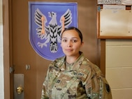 Soldier from To'hajiilee credits passion for military to Navajo roots