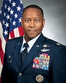 Lt Col Clarence Houston official photo