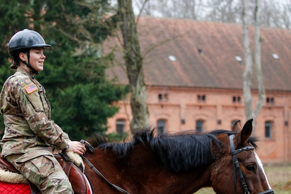 Army Reserve Soldier's birthday surprise while mobilized in Poland