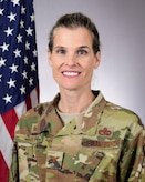 Official Photo of Colonel Leah Fry