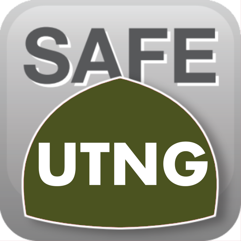 The SafeUTNG app will be free to download from the Android and Apple app stores and provides service members and their families with a safe, confidential platform to communicate with a crisis counselor 24/7.