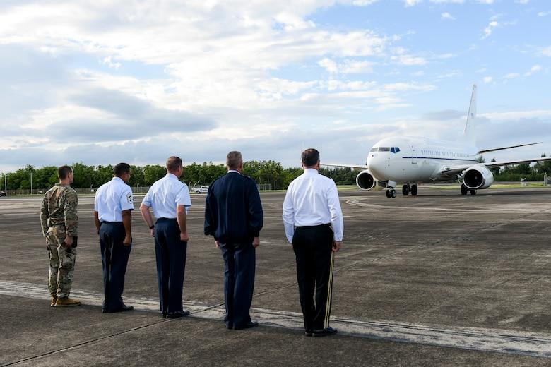 Gen. Lengyel visits the Puerto Rico National Guard