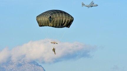 Multinational Airborne Operations, Pordenone, Italy