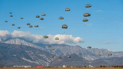 Multinational Airborne Operations