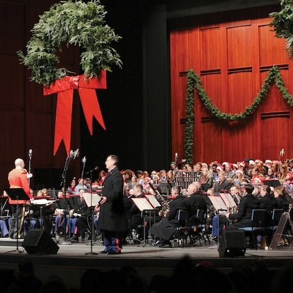 Holiday Sing-A-Long at Wolf Trap
