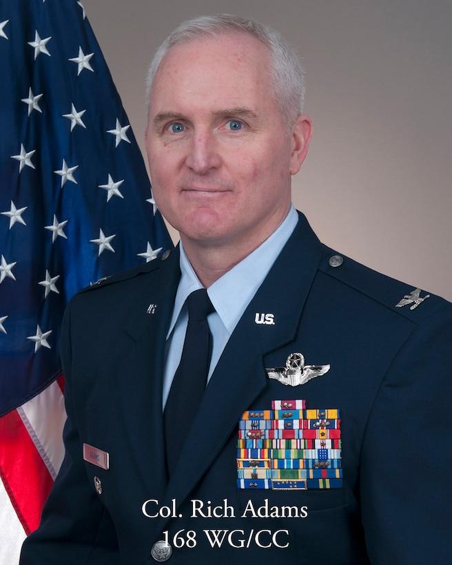 Colonel Adams