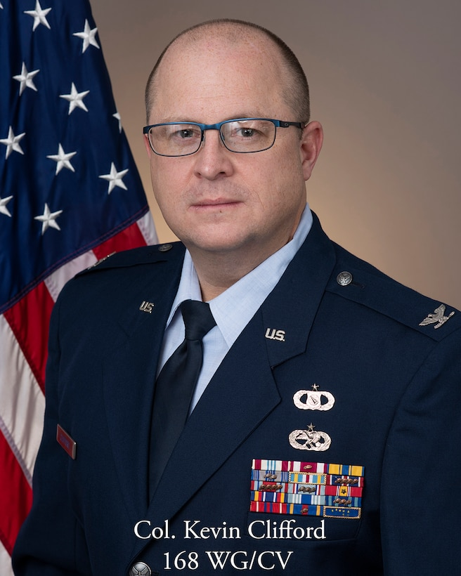 Colonel Clifford