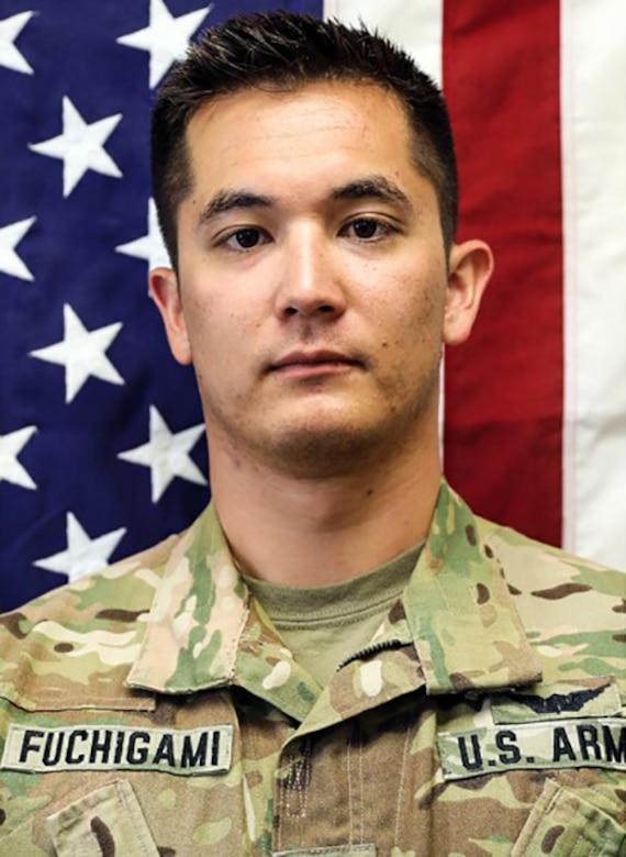 U.S. Army Chief Warrant Officer 2 Kirk T. Fuchigami Jr.