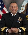 Rear Admiral Darius Banaji