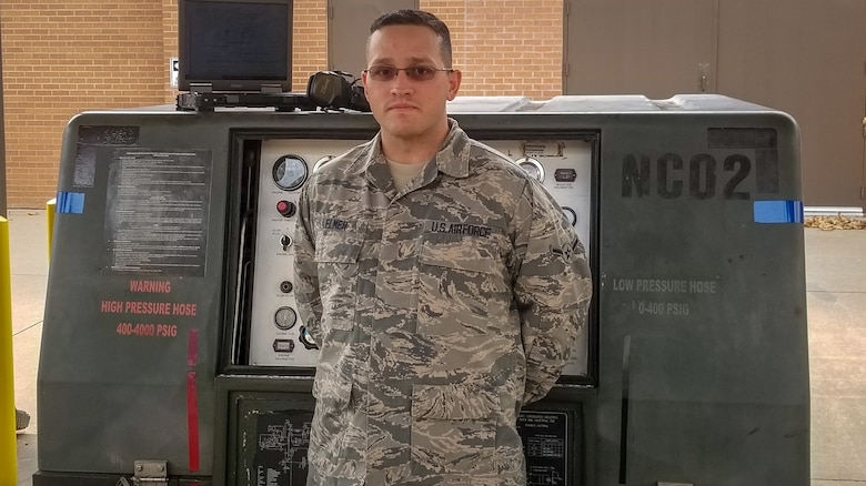 "Airman Ryan D. Elmer ""ACEs"" AGE course"
