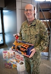 Defense Distribution Center Susquehanna generously supports local Toys for Tots