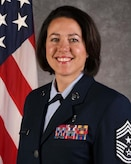 CMSGT McElroy Official Photo