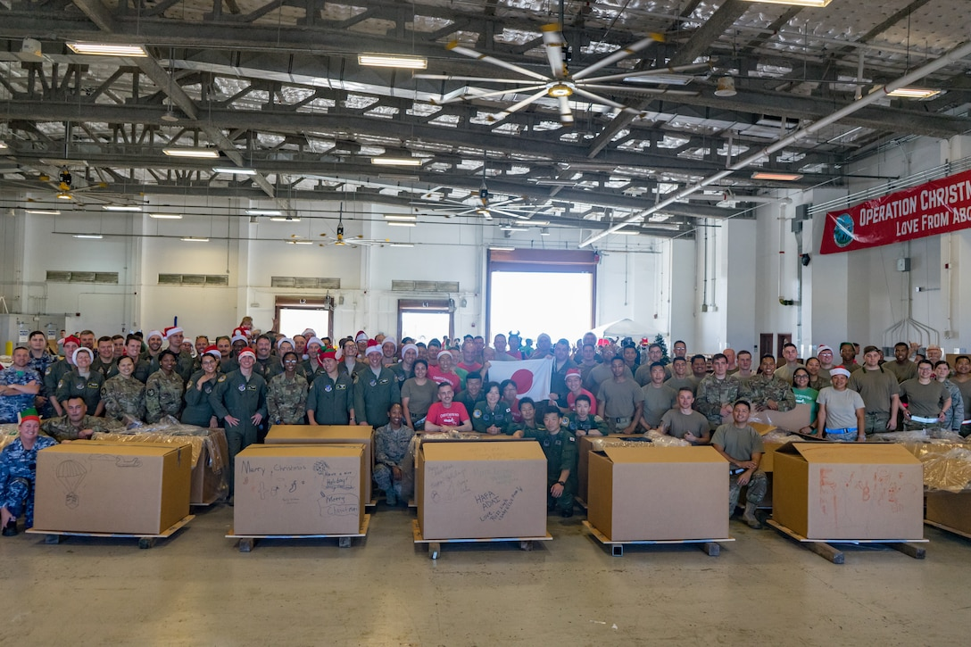 Operation Christmas Drop 2019 placed 176 bundles onto 56 Micronesian islands across the Pacific