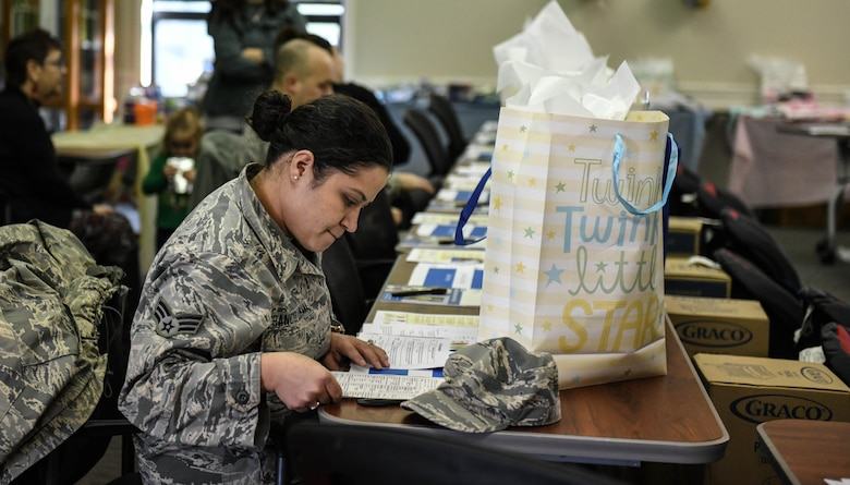 Operation Baby Bundle was a community drive to support Airmen and their families at the 910th Airlift Wing.