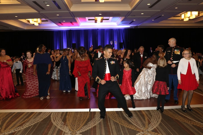 Marine Corps Birthday Ball 2019