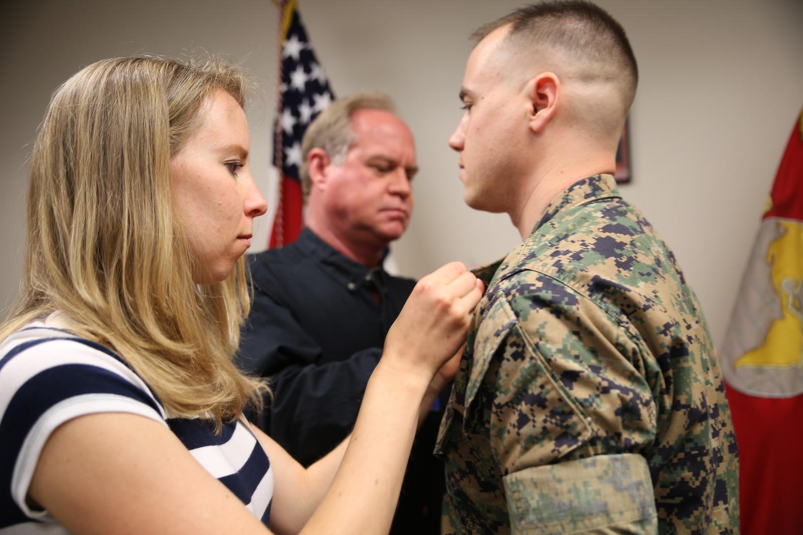 Marine Promotion