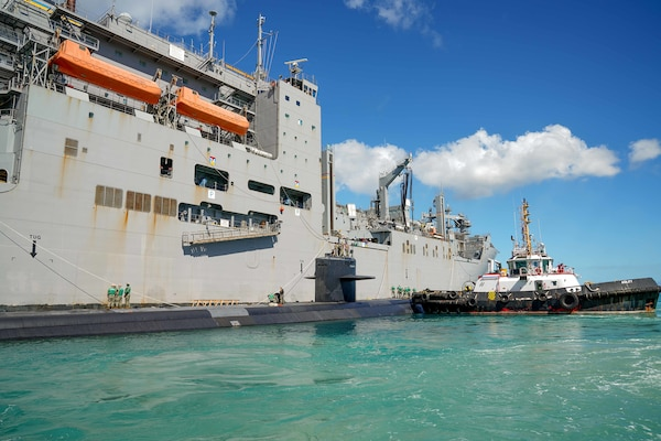 Key West Conducts Mobile Logistics Demonstration