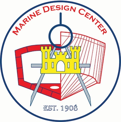 Logo of the Marine Design Center