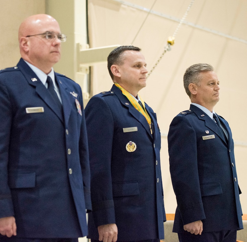 Stratton takes reins of 176th Wing