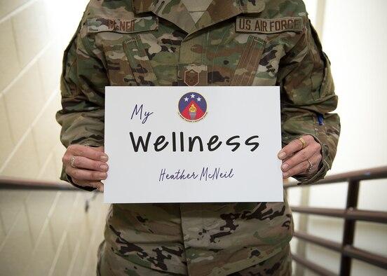 Wellness sign