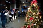 Distribution kicks off Holiday Spirit Week with tree lighting ceremony