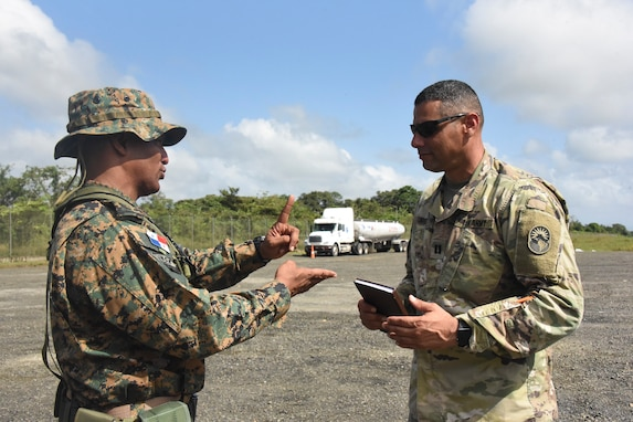 Exercise Mercury prepares Panamanian and U.S. forces for disaster response