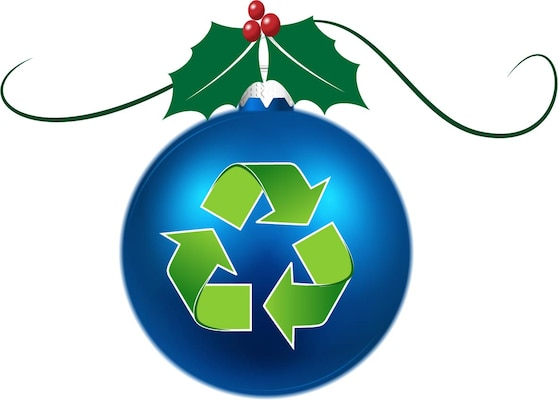 Please remember to reduce your holiday waste