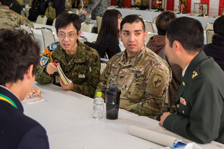 U.S., Japan come together to discuss recruitment