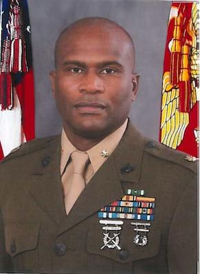 Inspector-Instructor, Kilo Battery, 2nd Battalion, 14th Marine Regiment