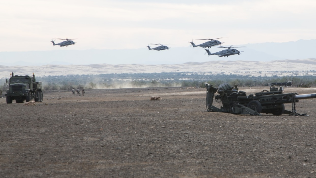 What it Takes to Move a Mountain: The Regimental Air Assault