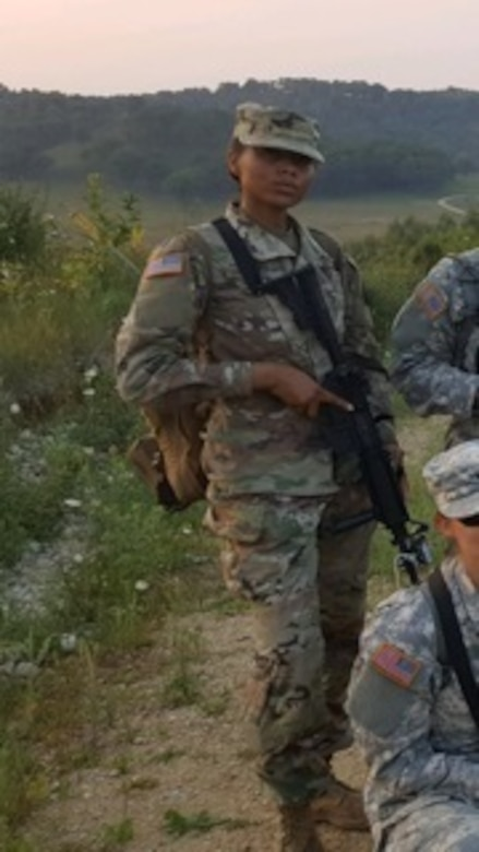 Running toward gunfire: Army Reserve Soldier demonstrates courage on and off duty