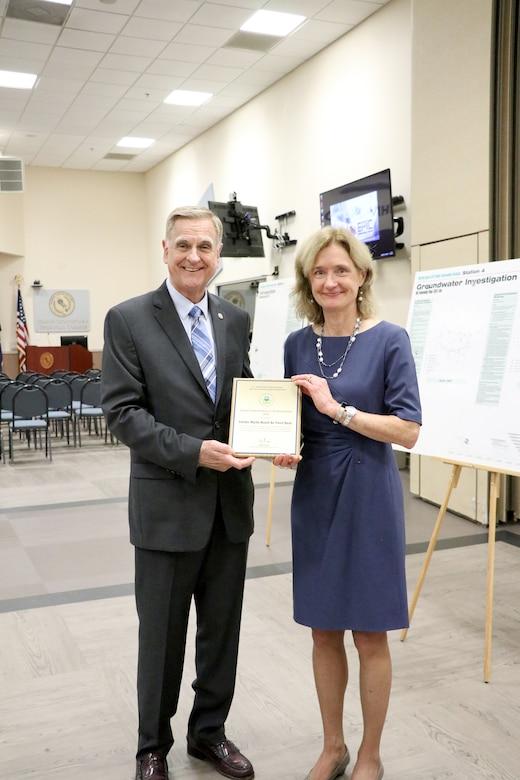 EPA Federal Facility Site Reuse Award