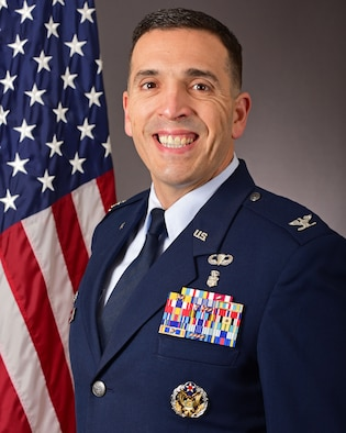 Col. Malloy Official Photo