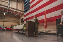 Brig. Gen. Bobbi Shea is they keynote for the 3rd Annual Leadership and Education Symposium