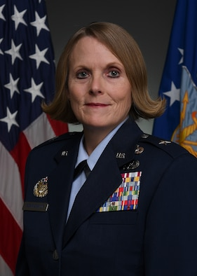 Official photo of Brig. Gen. Stacey Scarisbrick