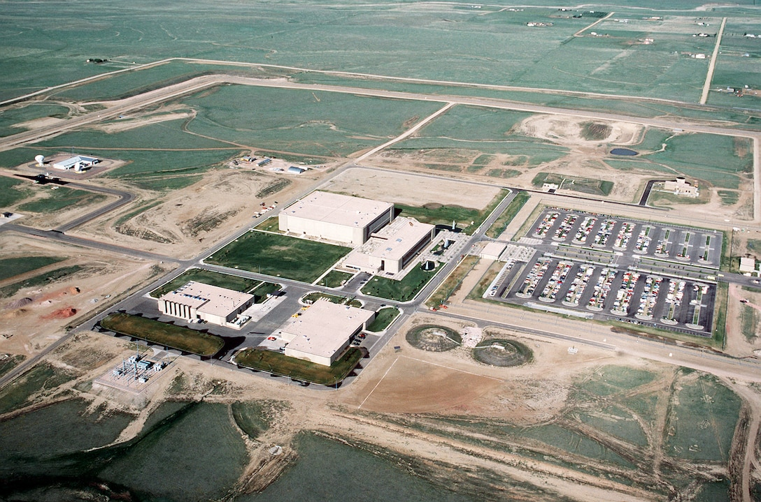 "Before being named Schriever Air Force Base, Colorado, the 50th Space Wing can trace its origins to Falcon Air Force Station, Colorado, where the 2nd SW was headquartered. On Dec. 21, 1989, the 2nd SW (now the 50th SW) gained control of building 400 operations, effectively becoming the ""Master of Space."" (U.S. Air Force courtesy photo)"