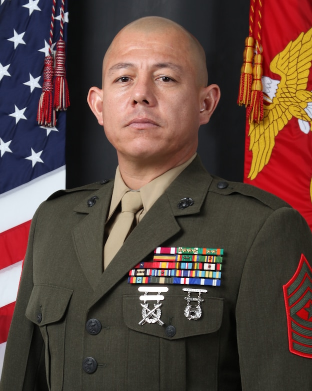 Sergeant Major Valdemar Cambunga Jr.