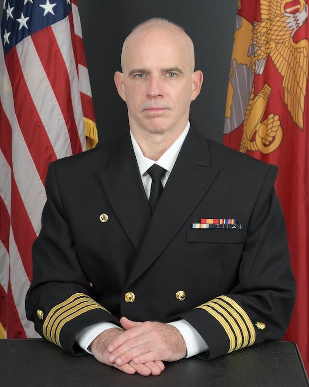 Commanding Officer, 4th Dental Battalion