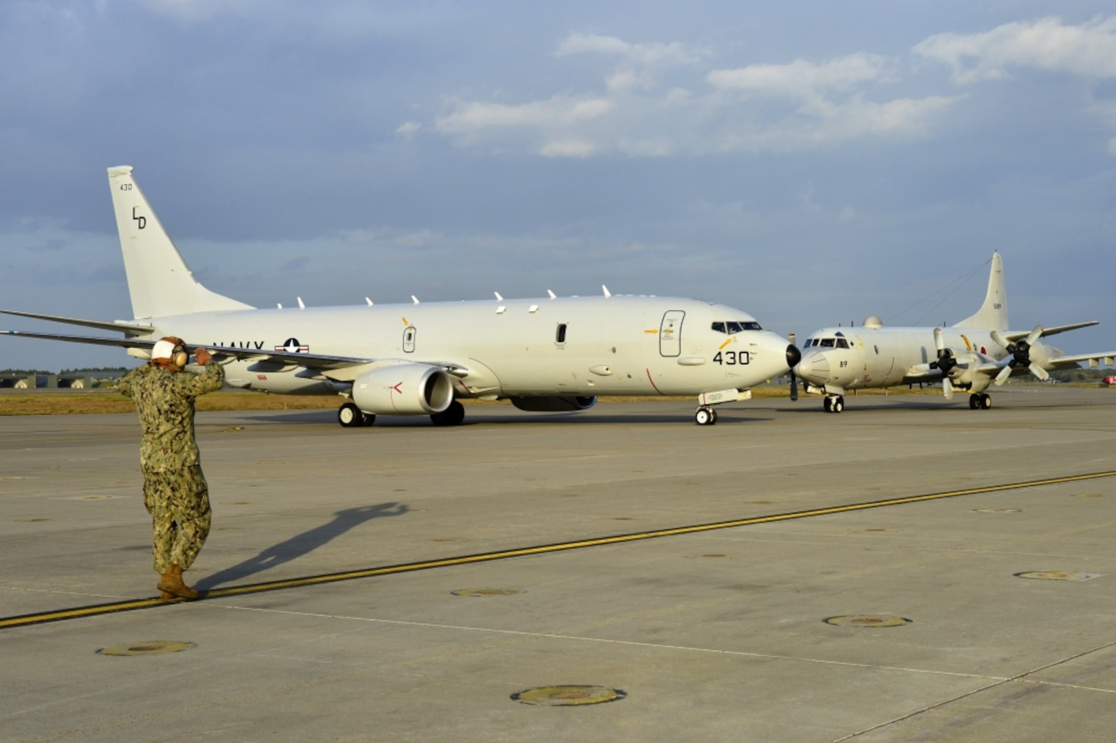 U.S., Royal Thai Navies Conduct Sea Surveillance Exercise