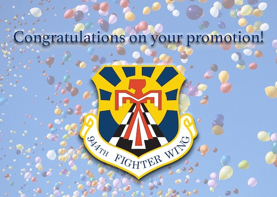 Congratulations to the following Reservists promoted December 1, 2019.
