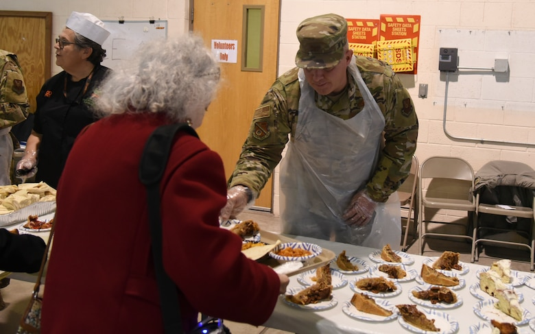 Photo from the 42nd annual Operation Holiday Cheer.