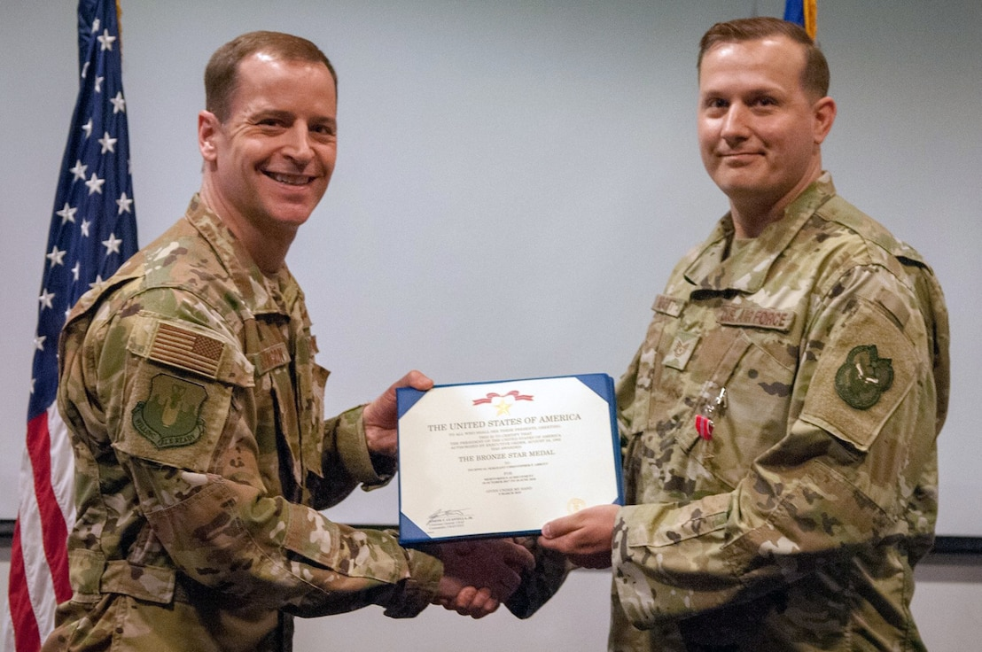 Airman Shares Story of Triumph Over Struggle